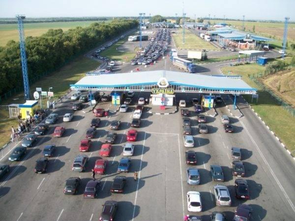 Как пересечь границу украины с россией сегодня