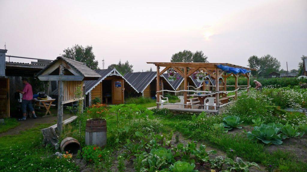 Лучшие места для проживания в россии