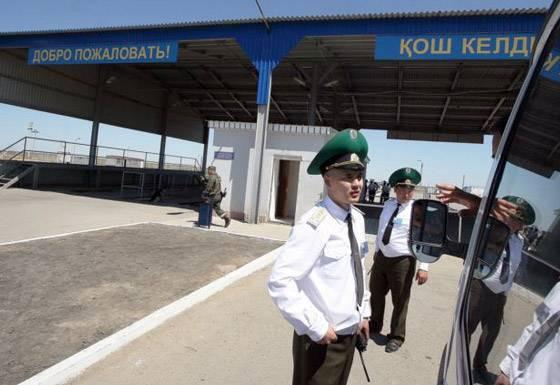 Выезд в казахстан по российскому паспорту