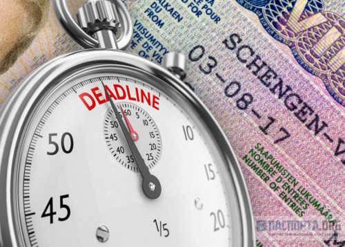 Сколько делается шенген виза