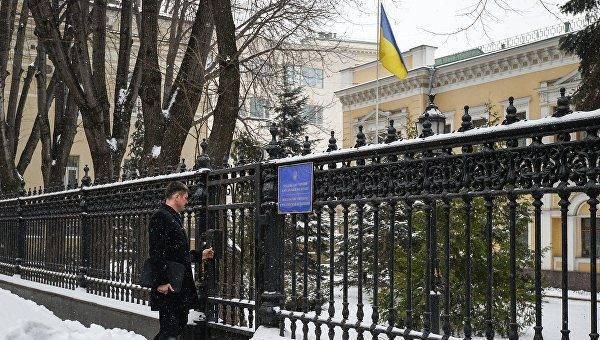 Адрес консульства украины в москве