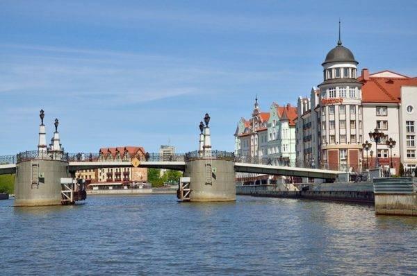 Нужна ли виза для поездки в калининград