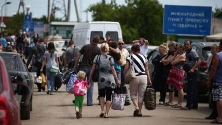 Крым украина пересечение границы форум