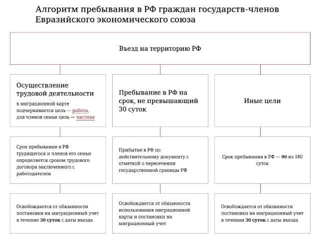 Могут ли граждане казахстана работать в россии