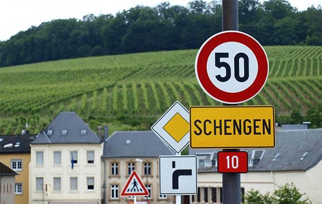 Входит ли англия в шенгенскую зону