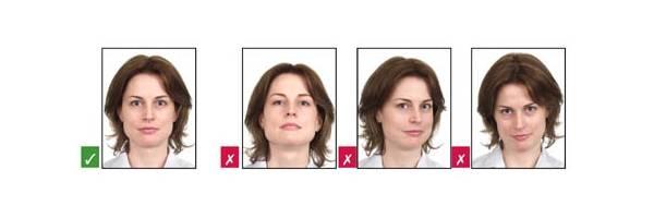 Фото на паспорт в очках или без
