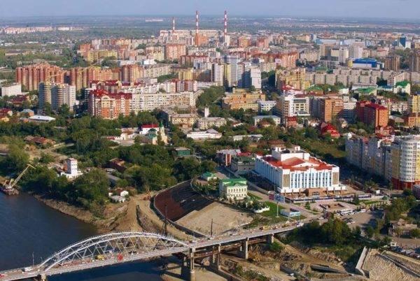 Лучшее место для жизни в россии