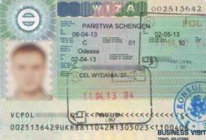 Шенген срок действия визы