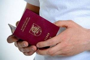 Сколько цифр в номере паспорта