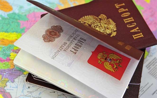 Замена испорченного паспорта рф