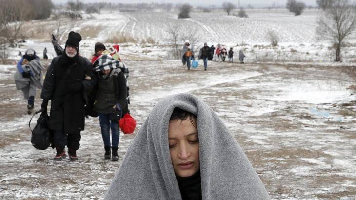 Закон о вынужденных переселенцах