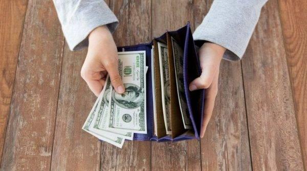 Среднестатистическая зарплата в сша