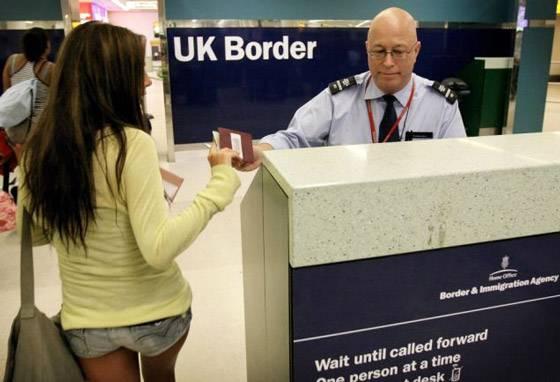 Документы на английскую визу