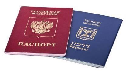 Как получить гражданство россии гражданину израиля