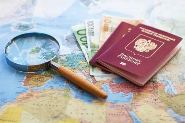 Нужен ли загранпаспорт на украину