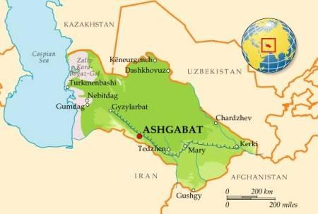Как получить гражданство туркменистана