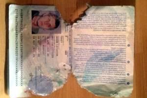Замена российского паспорта в связи с порчей