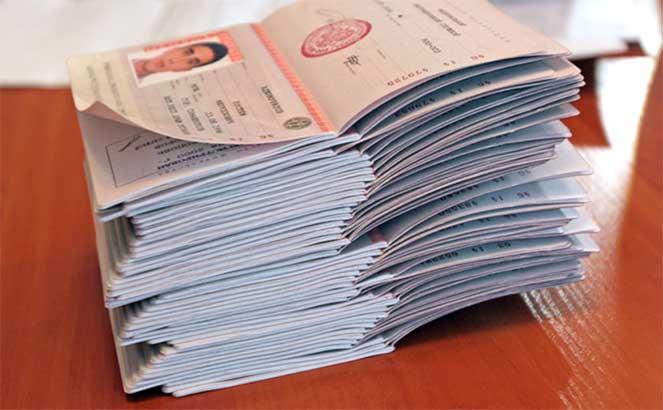 Перечень документов удостоверяющих личность гражданина рф
