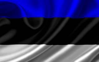 Анкета на визу в эстонию образец