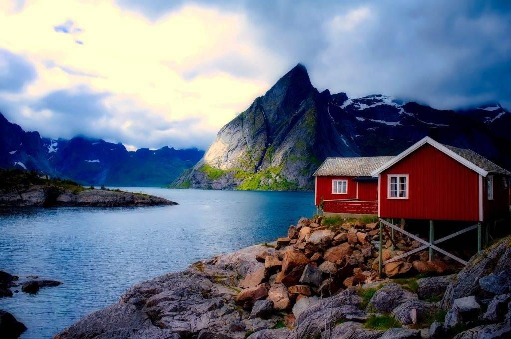 Норвегия переезд на пмж