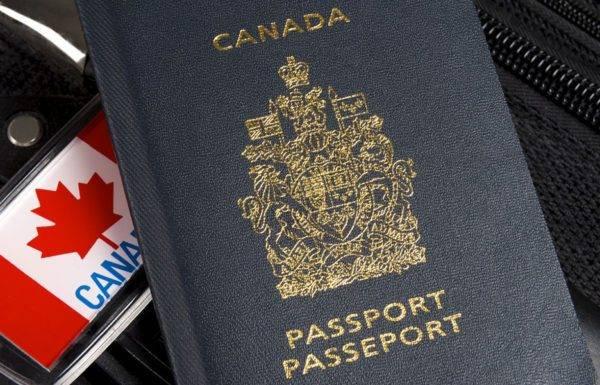 Роды в канаде с получением гражданства