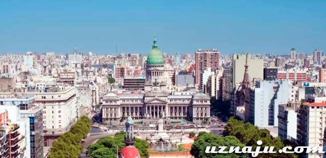 Аргентина эмиграция