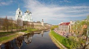 Самые благополучные города россии