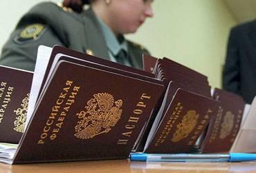 Размер госпошлины за замену паспорта