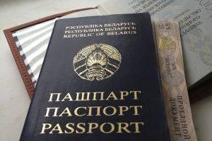 Миграционная карта для белорусов в россии