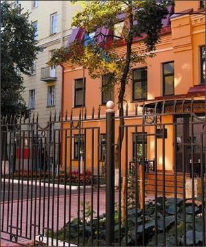 Адрес консульства украины в спб