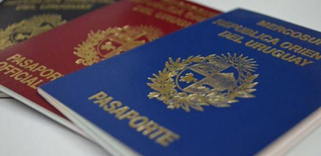 Уругвай гражданство