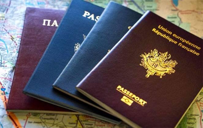 Как пересекать границу с двумя паспортами