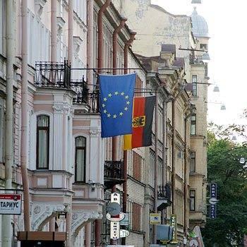 Визовые центры германии в россии