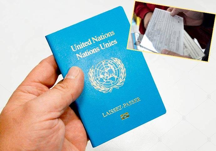 Проверка паспорта на въезд в россию