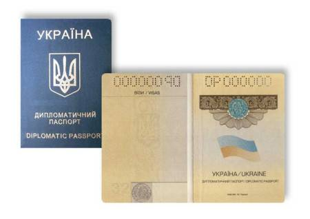 Что такое дипломатический паспорт