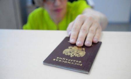 Биометрический паспорт это