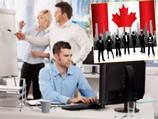 Как найти работу в канаде из россии