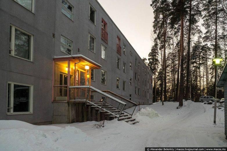 Как живут простые люди в финляндии