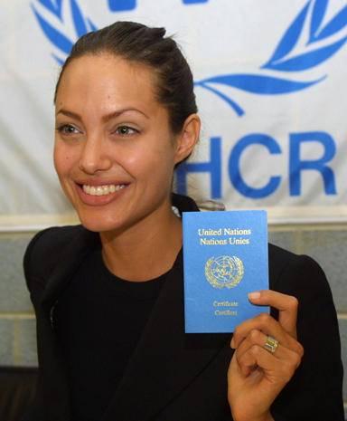 Получить паспорт гражданина мира
