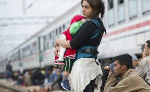 Миграция в испанию