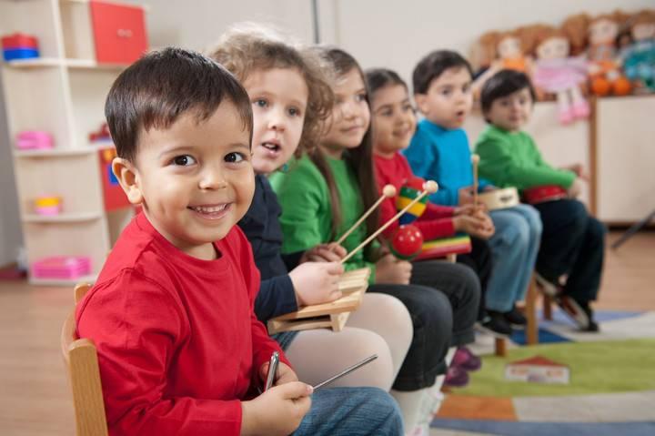 Просмотр очереди в детский сад