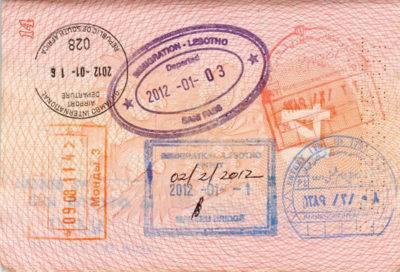 Размер паспорта рф в сантиметрах