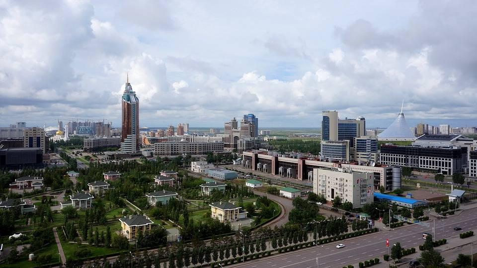 Казахстан вид на жительство