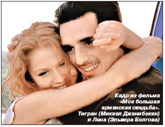 Армянин и русская брак