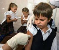 Сведения о прививках