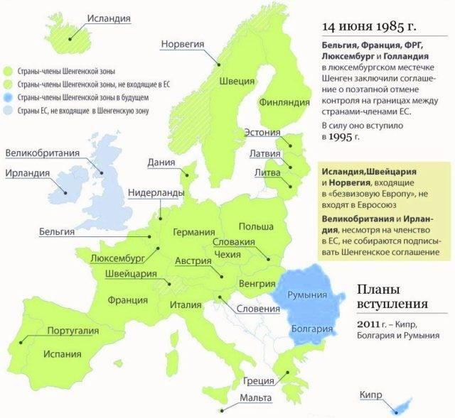 Болгария входит в евросоюз