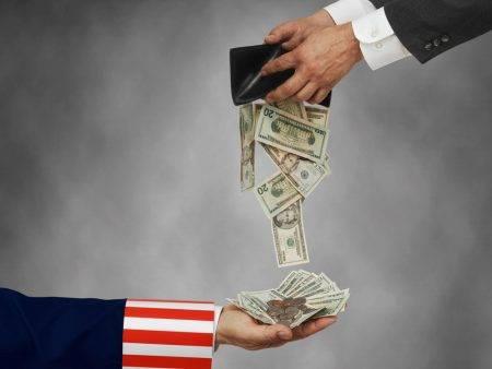 Средняя зарплата в нью йорке