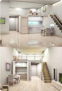 Купить квартиру в южной корее цены купить дом у моря за границей недорого