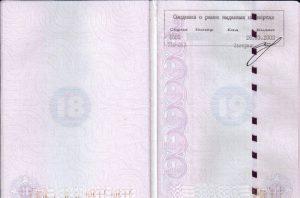 Анкета для визы в германию бланк