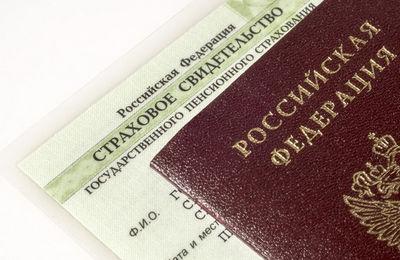 Где узнать снилс по паспорту